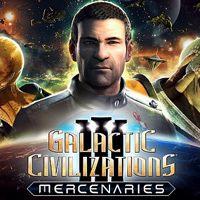 Okładka Galactic Civilizations III: Mercenaries (PC)