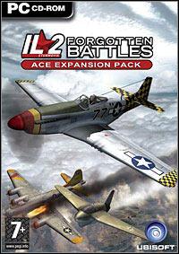 Okładka IL-2 Sturmovik: The Forgotten Battles - Ace Exp. Pack (PC)
