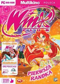 Okładka Winx Club: Pierwsza randka (PC)