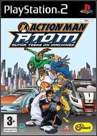 Okładka A.T.O.M.: Alpha Teens On Machines (PS2)