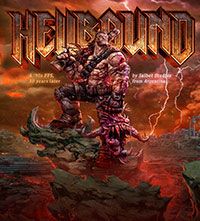 Game Box for Hellbound (PC)