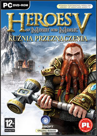 Okładka Heroes of Might and Magic V: Hammers of Fate (PC)