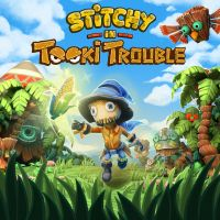 Okładka Stitchy in Tooki Trouble (Switch)
