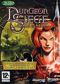 Okładka Dungeon Siege: Legends of Aranna (PC)
