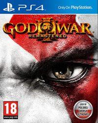 Okładka God of War III Remastered (PS4)