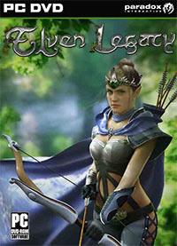 Okładka Elven Legacy (PC)