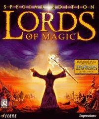 Okładka Lords of Magic (PC)