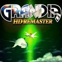 Okładka Grandia HD Remaster (PC)