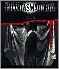 Okładka Phantasmagoria (PC)