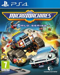 Game Micro Machines: World Series (PC) cover