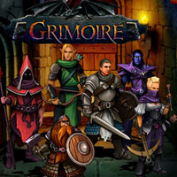 Game Box for Grimoire: Heralds of the Winged Exemplar (PC)