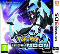 Game Box for Pokemon Ultra Moon (3DS)