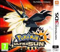 Game Box for Pokemon Ultra Sun (3DS)
