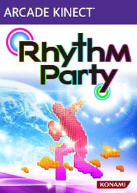 Okładka Rhythm Party (X360)
