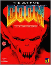 Game Box for The Ultimate Doom (PC)