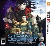 Okładka Shin Megami Tensei: Strange Journey Redux (3DS)
