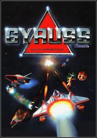 Okładka Gyruss (X360)