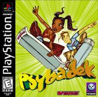 Game Box for Psybadek (PS1)