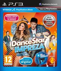 Okładka DanceStar Party Hits (PS3)