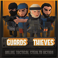 Okładka Of Guards and Thieves (PC)
