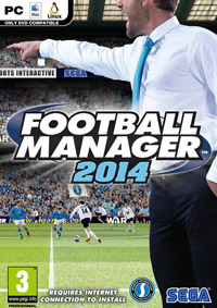Okładka Football Manager 2014 (PC)
