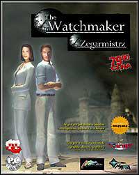 Okładka The Watchmaker (2001) (PC)