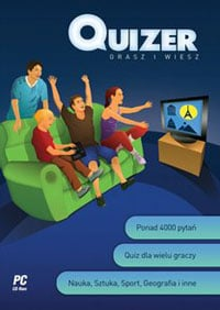 Okładka Quizer (PC)