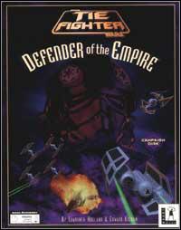 Okładka Star Wars: TIE Fighter: Defender of the Empire (PC)