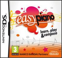 Okładka Easy Piano (NDS)