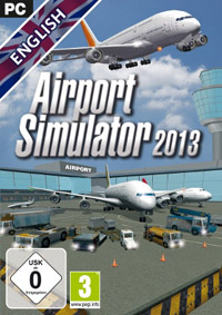 Game Box for Airport Simulator 2013 (PC)