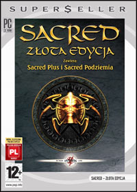 Okładka Sacred: Gold Edition (PC)