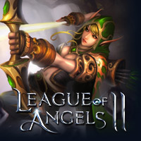 Game Box for League of Angels II (WWW)