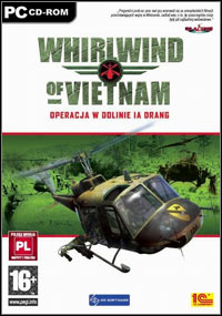 Okładka Whirlwind Over Vietnam (PC)