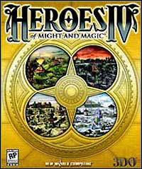Game Box for Heroes of Might and Magic IV (PC)