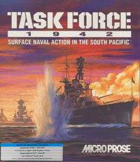 Okładka Task Force 1942: Surface Naval Action in the South Pacific (PC)
