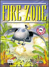 Okładka Fire Zone (PC)