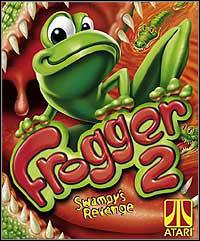 Okładka Frogger 2: Swampy's Revenge (PC)