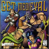 Okładka Get Medieval (PC)