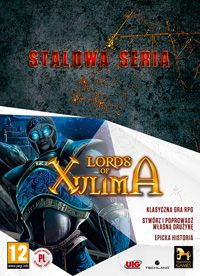 Okładka Lords of Xulima: A Story of Gods and Humans (PC)