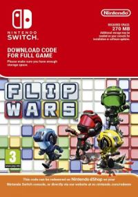 Flip Wars (Switch cover