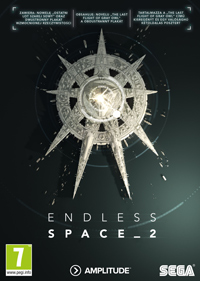 Game Box for Endless Space 2 (PC)