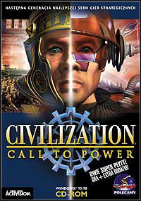 Okładka Civilization: Call to Power (PC)