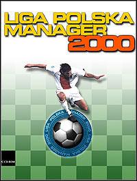Okładka Liga Polska Manager 2000 (PC)