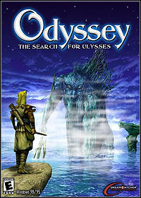 Okładka Odyssey: The Search for Ulysses (PC)