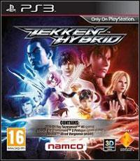 Okładka Tekken Hybrid (PS3)