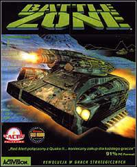 Okładka Battlezone (1998) (PC)