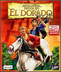 Okładka Gold and Glory: The Road to El Dorado (PC)