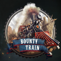 Game Box for Bounty Train (PC)