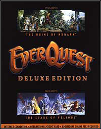 Okładka EverQuest Deluxe Edition (PC)