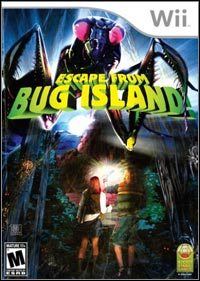 Game Box for Escape From Bug Island (Wii)